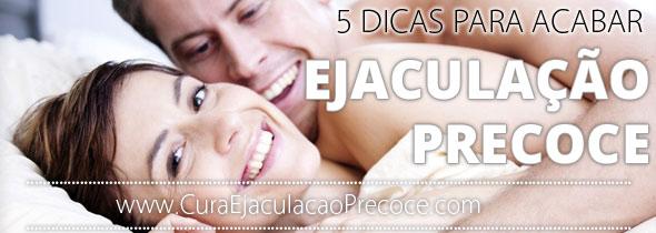 5 dicas para acabar com a ejaculacao precoce